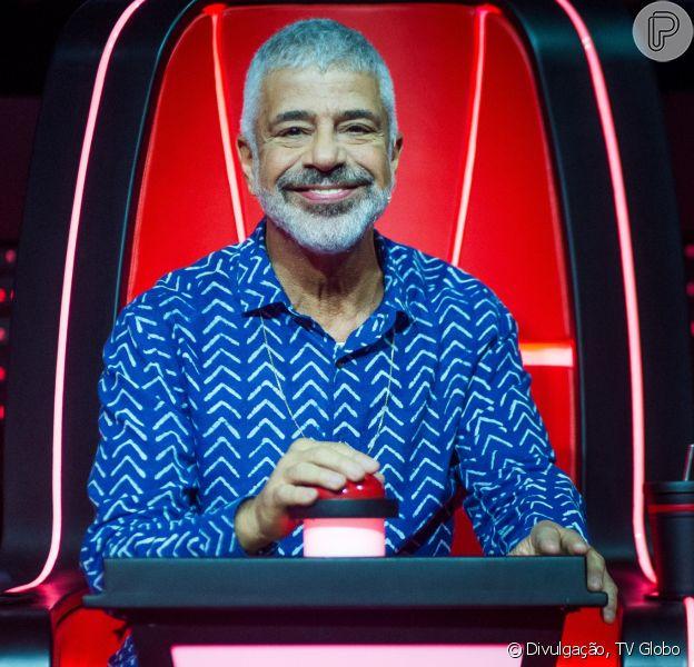 Lulu Santos ganha homenagem no 'The Voice Brasil' e fala de namoro com Clebson Teixeira: 'Uma vida só se completa, de fato, com outra'