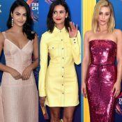 Estrelas de série: os looks de Camila Mendes, Nina Dobrev e mais em premiação