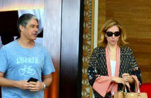 William Bonner marca casamento com Natasha Dantas para setembro, em São Paulo