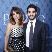 Maria Ribeiro fala sobre beijos com Caio Blat em 'Império': 'De língua, claro'