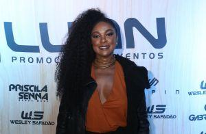 Vivian Amorim, Emilly Araújo e mais famosos curtem festival de música no Rio