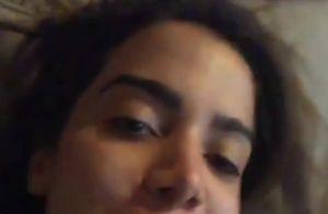 Anitta faz último quadradinho de 8 antes de pausa para tratar hérnia de disco