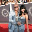 """Em 2014, Katy Perry e Riff Raff """"copiaram"""" a ideia e também foram de look combinadinho"""