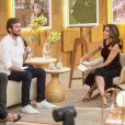Beto Falcão (Emílio Dantas) será convidado do 'Encontro' após revelar que está vivo em 'Segundo Sol'