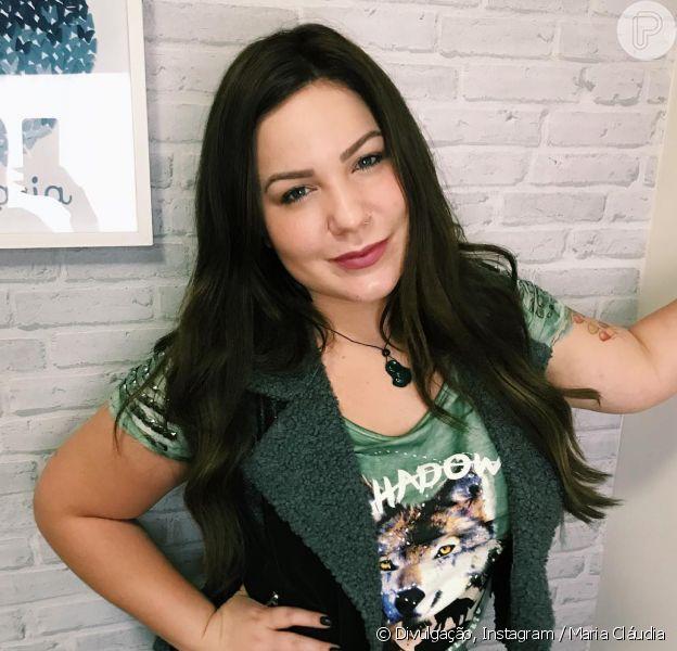Ex-BBB Maria Cláudia contou que decidiu se aceitar em vídeo publicado em seu canal no YouTube nesta sexta-feira, 24 de agosto de 2018