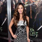 Megan Fox divulga o filme 'As Tartarugas Ninja' em Nova York, nos EUA