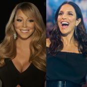 Mariah Carey segue Ivete Sangalo no Instagram. 'Eu tô é morta!', vibra a baiana