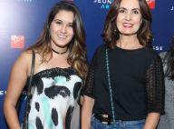 Filha de Fátima Bernardes é comparada à mãe por fãs em foto: 'Muito parecidas'