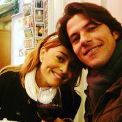 Juliana Paes celebra 10 anos de casada com Eduardo Baptista: 'Nunca faltou amor'