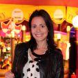 Juliana Knust espera o seu segundo filho. Atriz é casada com o estilista Gustavo Machado e está no terceiro mês de gestação