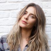 Carolina Dieckmann afasta rumor de procedimento no rosto: 'Acordei inchadinha'