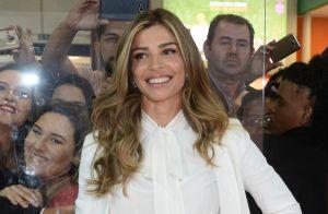 Grazi Massafera nega saída da TV Globo por série da HBO: 'Não houve convite'