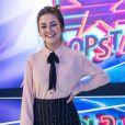 Klara Castanho é uma das participantes do reality musical 'PopStar'