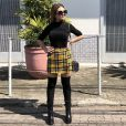 Klara Castanho contou como monta looks  ousados sem perder a autenticidade