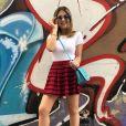Aos 17 anos, Klara Castanho tem e xibido produções cada dia mais fashion