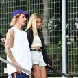 Justin Bieber e Hailey Baldwin ficaram noivos em julho de 2018