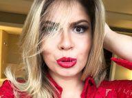 Sequência de selfie! Marília Mendonça faz caras e bocas e ganha elogios. Fotos!