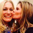 Deborah Secco e Susana Vieira farão filmes juntas. Atrizes posaram em foto compartilhada no Instagram e comemoram o reencontro. 'Juntas de novo. Feliz', escreveu a atriz, no ar em 'Boogie Oogie'