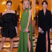 Sophie Charlotte, Paolla Oliveira e mais famosas esbanjam elegância em jantar