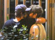 'Relação de carinho com amigos', afirma Maurício Destri após beijo em Gil Coelho