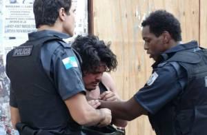 Após ser preso por engano, Vinícius Romão vive policial no cinema: 'Uma ironia'