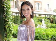 Bruna Marquezine se diverte com Yasmin Brunet em festa de estilista italiano