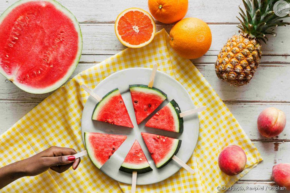 Com a chegada da primavera, saiba os benefícios alcançados pelas frutas da estação