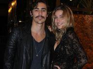 Sasha Meneghel posta foto com namorado e lamenta distância: 'Morro de saudades'
