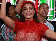 Juliana Paes evita festas por cisto nas cordas vocais: 'Me irrita! Adoro gritar'