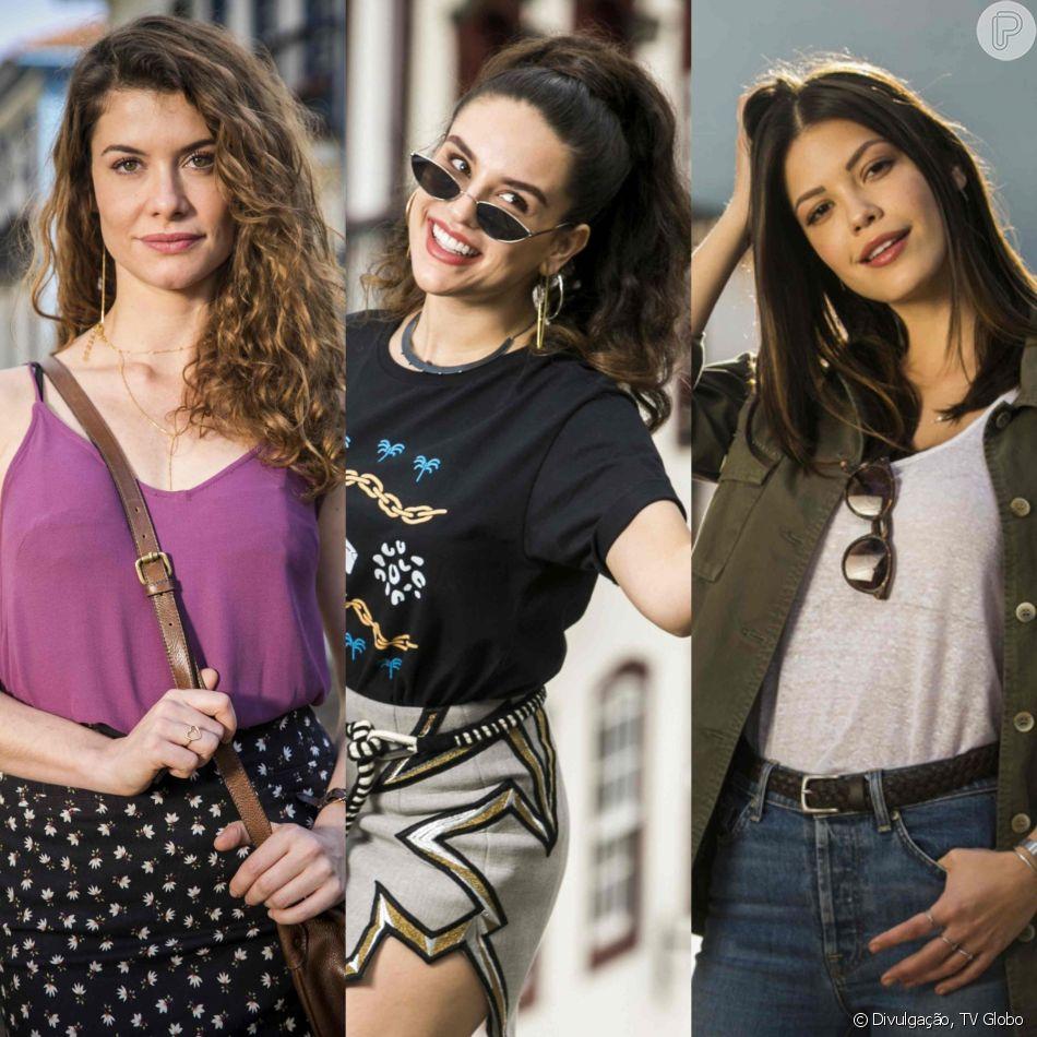 'Espelho da Vida' estreia com elogios na web a Alinne Moraes, Kéfera e Vitória Strada nesta terça-feira, dia 25 de setembro de 2018