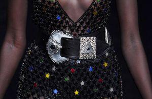 Cinto largo volta a ser tendência de moda: saiba usar!