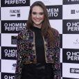 Nicolas Prattes prestigiou Juliana Paiva, mas evitou posar ao lado da atriz