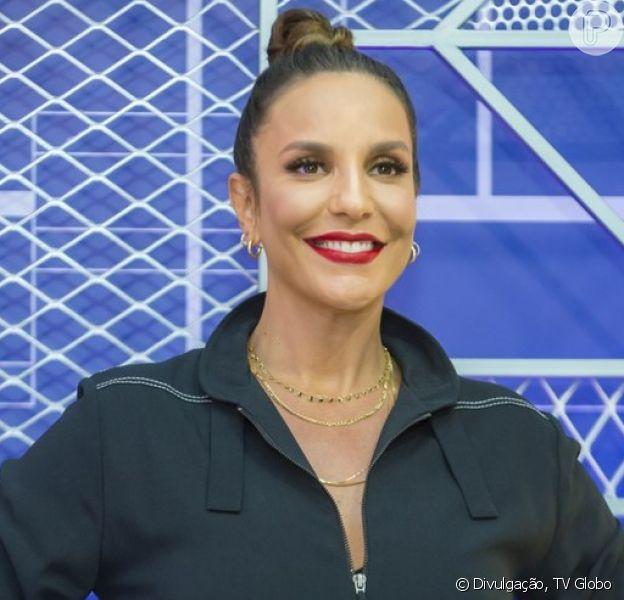 Ivete Sangalo falou sobre os primeiros dias após o nascimento das filhas