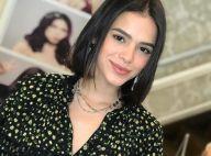Bruna Marquezine preenche cabelo com técnica de mega-hair: 'Fios naturais'