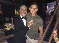 Lulu Santos e o namorado ganham abraço de Ivete Sangalo em foto. Veja!