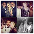 Madonna comemora 56 anos em festa luxuosa na França, no último sábado, 16 de agosto de 2014