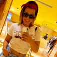Naiara Azevedo tem exibido a silhueta mais magra em fotos na web