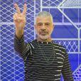 'E stamos encantados com todo o amor e carinho', declarou L ulu Santos ao agradecer reação ao namoro com Clebson Teixeira