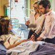 Rochelle (Giovanna Lancellotti) deixa a família emocionada em 'Segundo Sol' ao conseguir dar os primeiros passos
