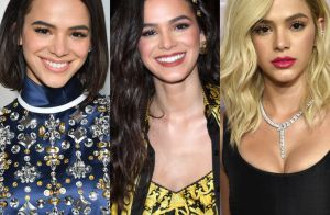 Chanel longo, mega-hair e lace: veja 10 cabelos que Marquezine usou em 2018