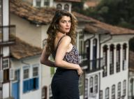 'Espelho da Vida': Isabel vive romance com Marcelo e pede segredo para advogado