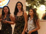 Irmã de Bruna Marquezine, Luana corta franja no cabelo e atriz elogia: 'Linda'