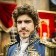 Último trabalho de Caio Castro na TV foi como D. Pedro em 'Novo Mundo', no ano passado