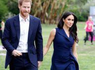 Meghan Markle e príncipe Harry combinam looks em visita à Melbourne. Fotos!
