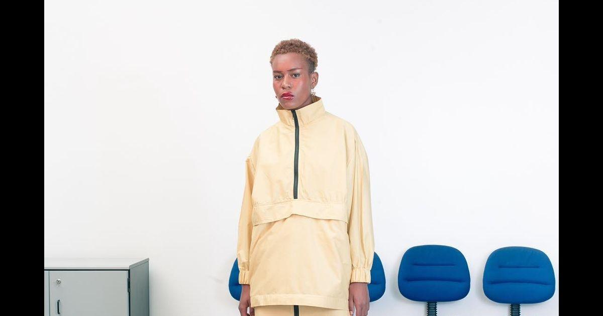 216cdba172f4f A ÃO é uma marca de roupas unissex, criada no início de 2017 pela estilista  e figurinista Marina Dalgalarrondo. O desfile acontecerá no dia 24 de  outubro - ...
