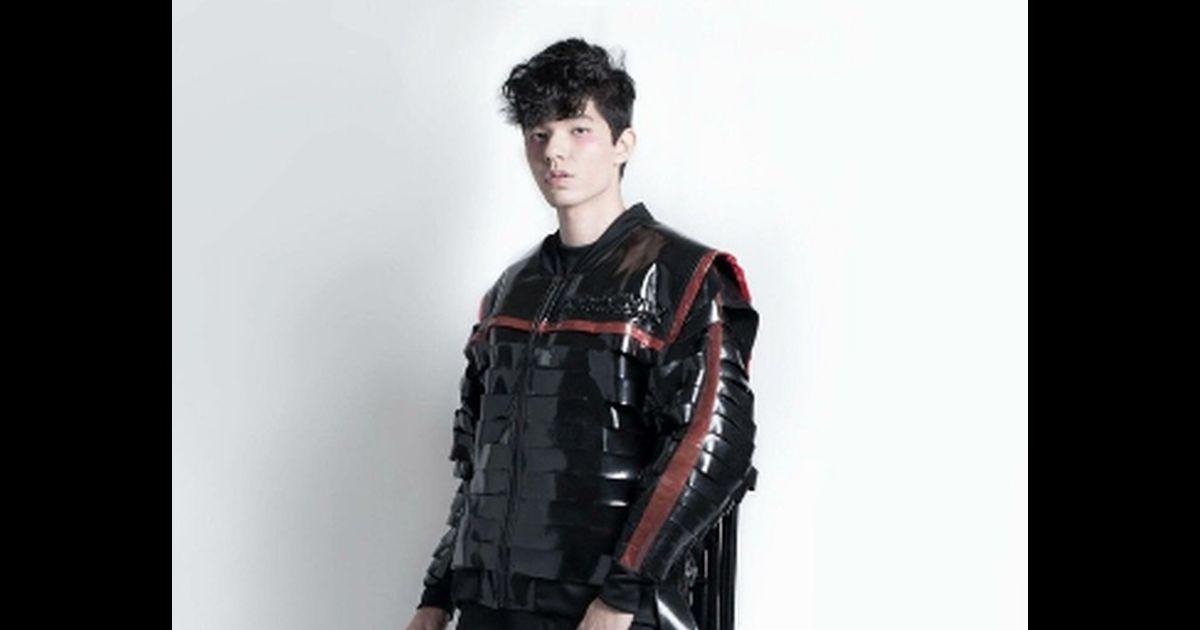 b89546cacfd68 Lucas Leão é carioca que mistura o streetwear com uma moda mais elaborada. A  marca desfila no dia 23 de outubro - Purepeople