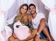 Mayra Cardi dá à luz 1ª filha com Arthur Aguiar, Sophia: 'Amor que se fez vida'
