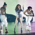 Beyoncé empolga o público do VMA com uma performance de quinze minutos