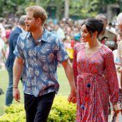 Meghan Markle usa look florido inspirado em Frida Khalo para discurso em Fiji