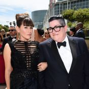 Emmy 2014: Lea DeLaria, de 'Orange is the new black', usa smoking. Veja looks!